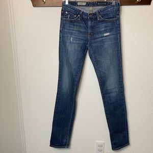 AG jeans the Premiere skinny straight